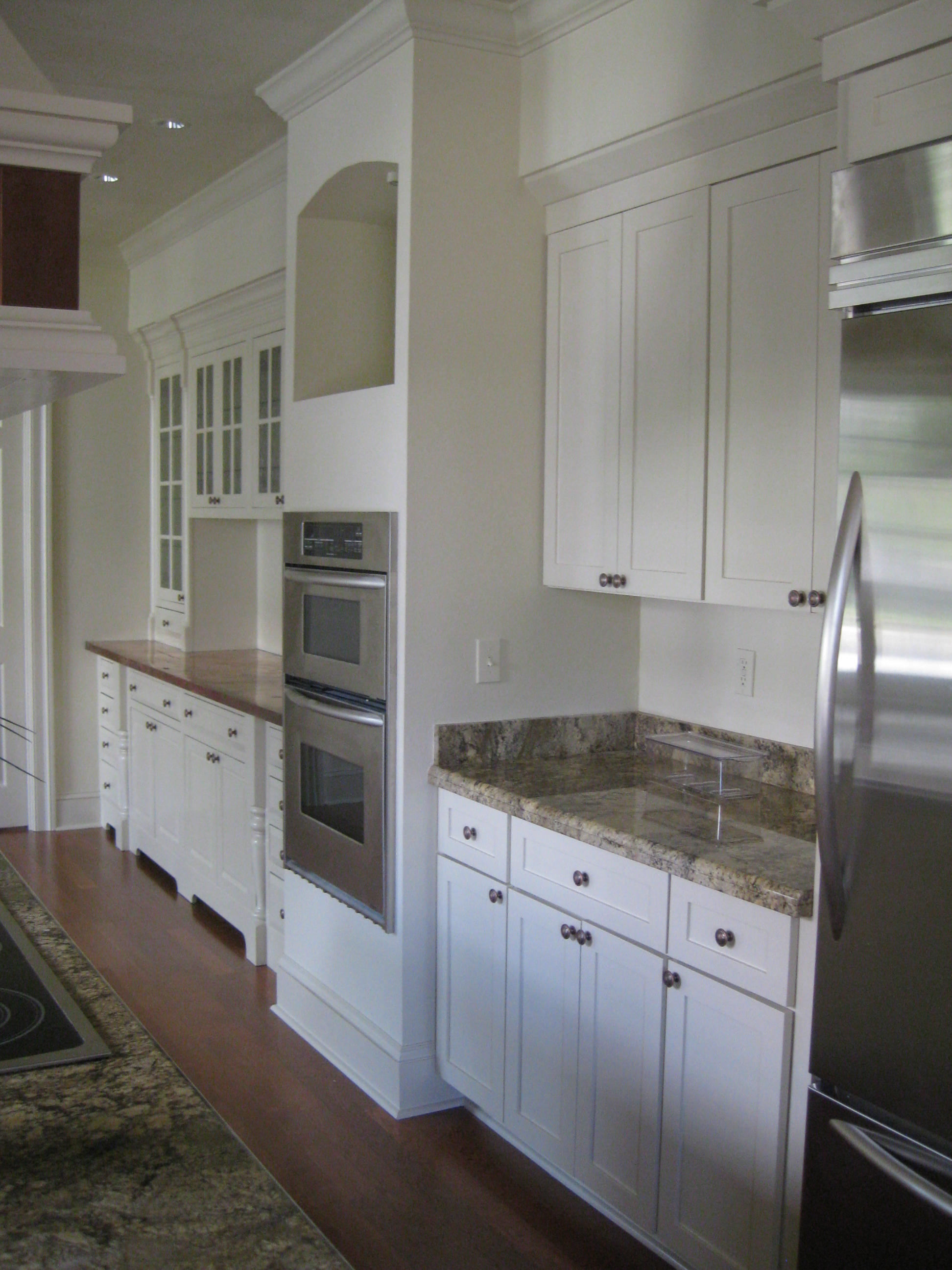 Jason Bertoniere Painting Contractor » Cabinets