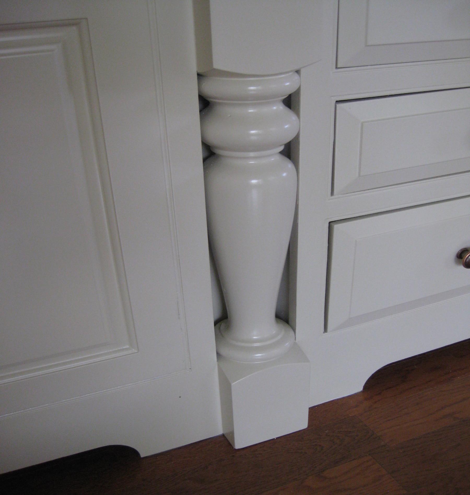Jason Bertoniere Painting Contractor Paint Cabinets