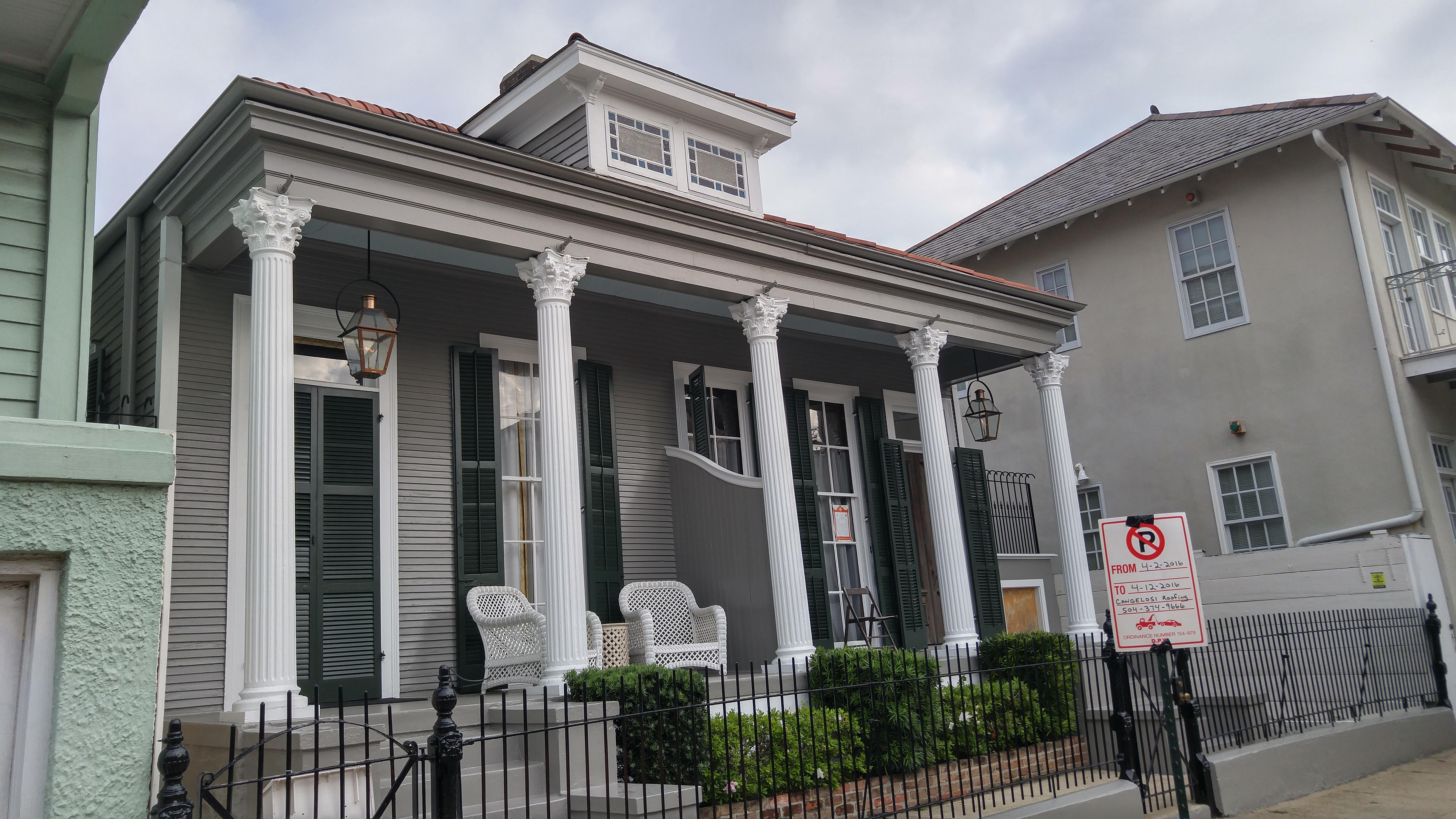 Exterior Painting Contractors New Orleans Defendbigbird Com