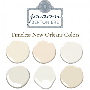 timeless new orleans colors