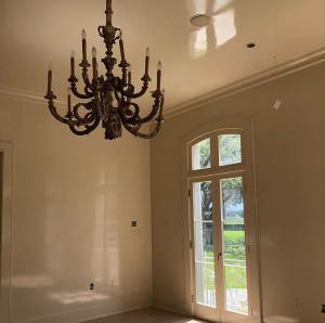 Historical home restoration