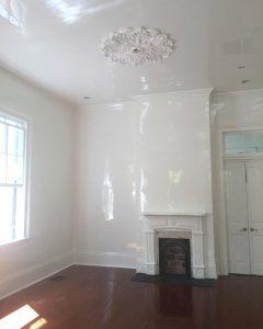 white space high gloss