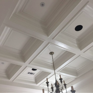 ceiling space detail